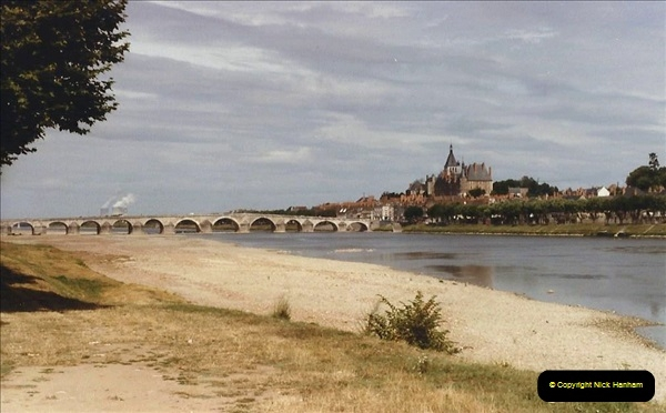 1984 Retrospective France North to South to North. (132) The Loire.132