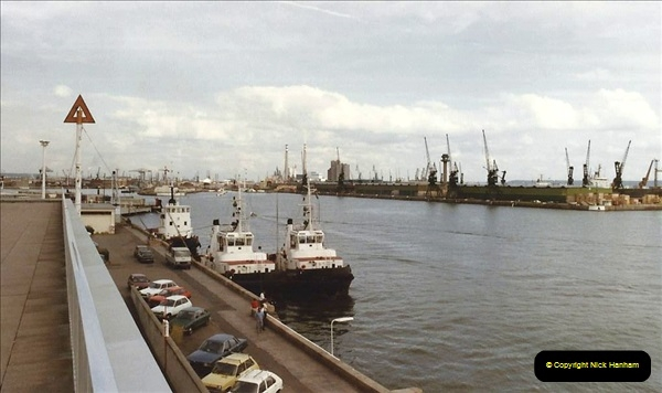 1984 Retrospective France North to South to North. (143) Le Havre. 143