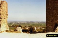 1984 Retrospective France North to South to North. (16) Chateauneuc De Pape.016