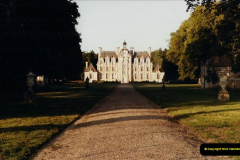 1984 Retrospective France North to South to North. (2) Beaumesnil Chateau.002
