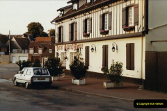 1984 Retrospective France North to South to North. (3) Conches En Ouche.003