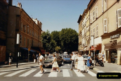 1984 Retrospective France North to South to North. (36) Aix En Provence. 036