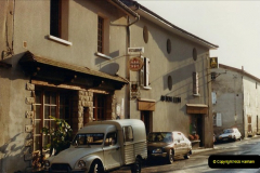 1984 Retrospective France North to South to North. (4) Aubusson D'Allier.004