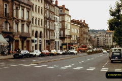 1984 Retrospective France North to South to North. (6) Le Puy. 006