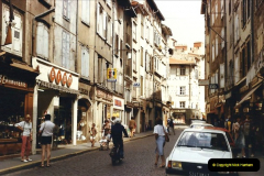 1984 Retrospective France North to South to North. (8) Le Puy. 008