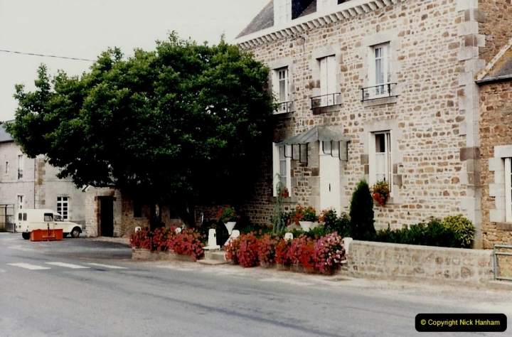 1986 Brittany, France. (21) St.Germain-Sur-Ay. 021