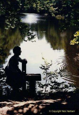 1986 Brittany, France. (27) Chateau De Landal. 027