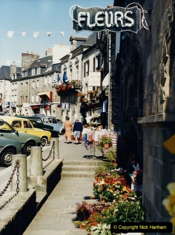 1986 Brittany, France. (35) Dol De Bretagne. 035