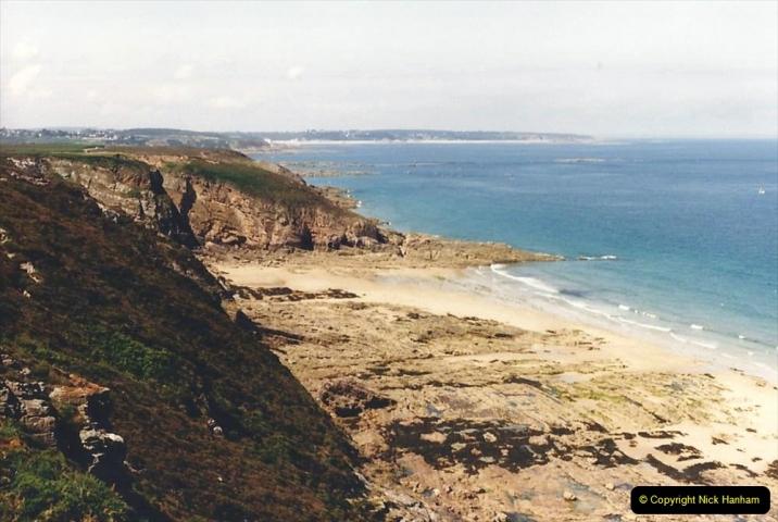 1986 Brittany, France. (39) Cap Frehel. 039