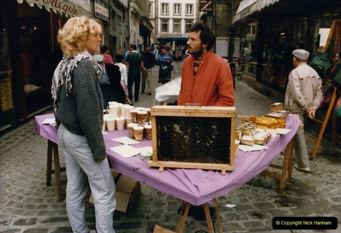 1986 Brittany, France. (56) Morlaix. 056