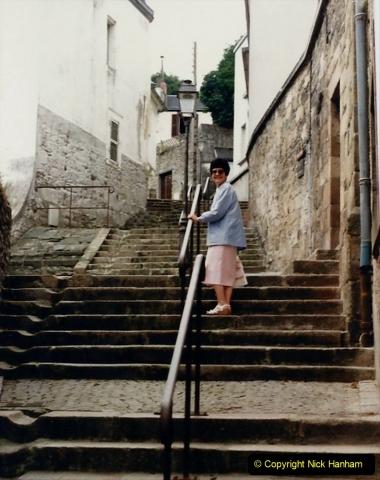 1986 Brittany, France. (58) Morlaix. 058