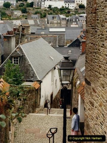 1986 Brittany, France. (60) Morlaix. 060