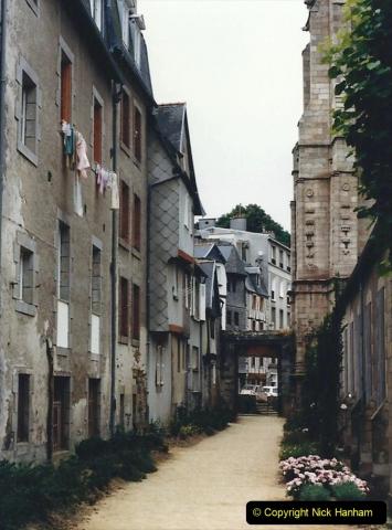 1986 Brittany, France. (65) Morlaix. 065