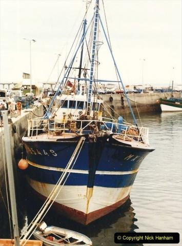 1986 Brittany, France. (84) Roscoff. 083