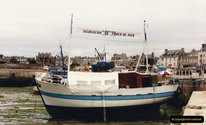 1986 Brittany, France. (87) Roscoff. 087