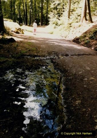 1986 Brittany, France. (95) Huelgoat. 095