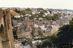 1986 Brittany, France. (50) Morlaix. 050