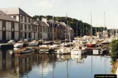 1986 Brittany, France. (51) Morlaix. 051