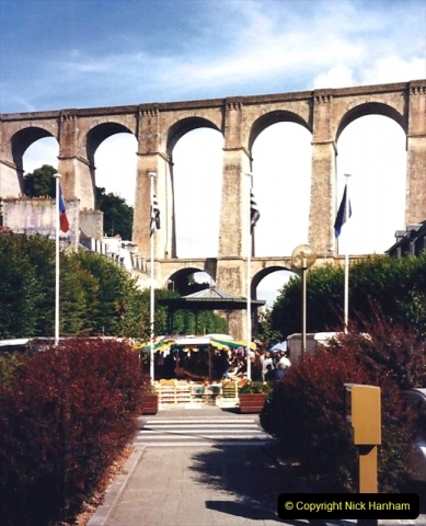 1987 France. (14) Morlaix. 14