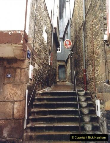 1987 France. (17) Morlaix. 17