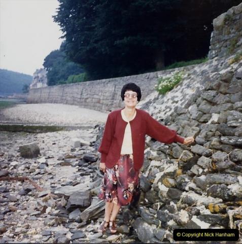 1987 France. (31) Locquenole. 31