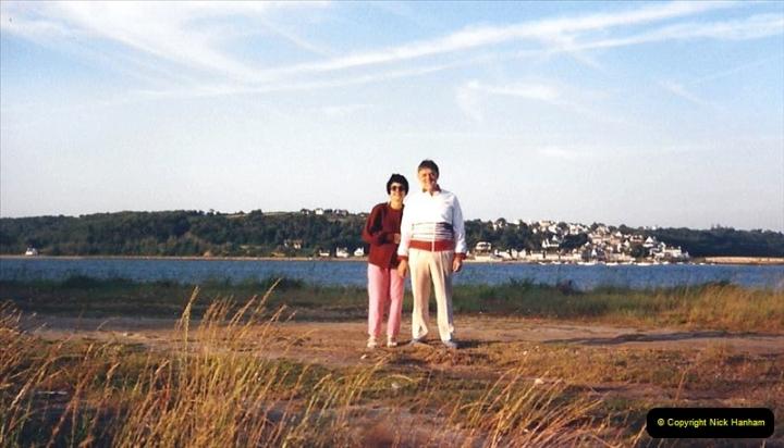 1987 France. (35) Locquenole. 35