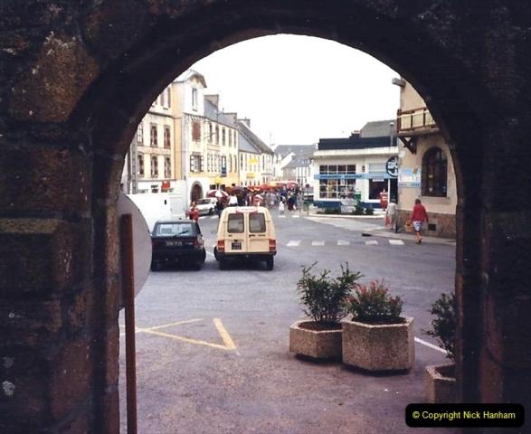1987 France. (36) St.Pol-De-Leon. 36