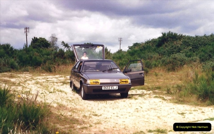 1987 France. (6) Menez-Bre.06