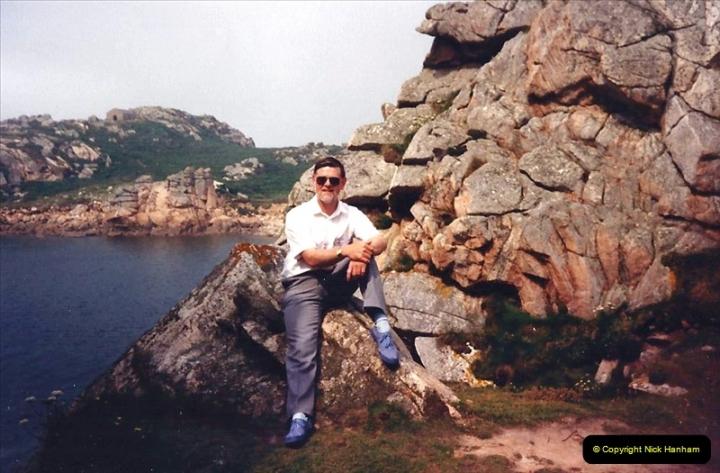 1987 France. (61) Pointe De Primel. 61