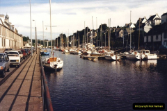 1987 France. (10) Morlaix. 10