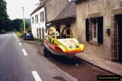 1987 France. (25) An Auto-Batea.25