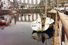 1987 France. (7) Morlaix. 07