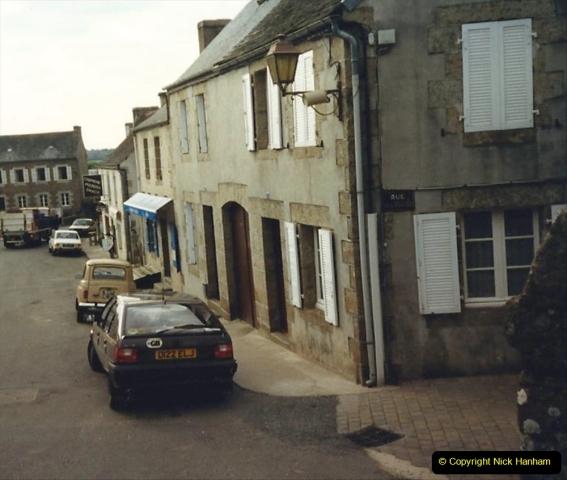 1988 Brittany, France. (29) St.Tegonnec. 29