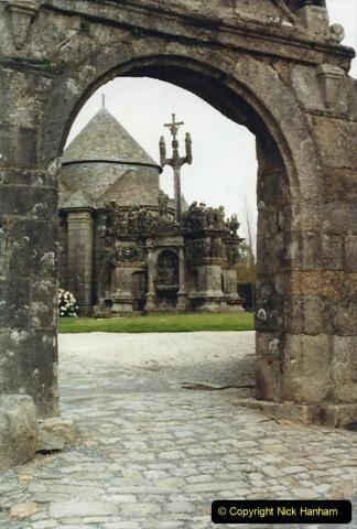 1988 Brittany, France. (30) St.Tegonnec. 30