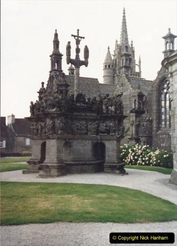 1988 Brittany, France. (31) St.Tegonnec. 31