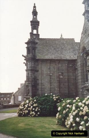 1988 Brittany, France. (32) St.Tegonnec. 32