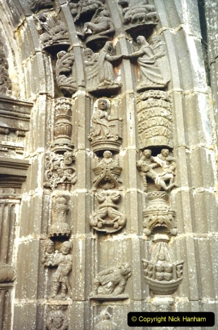 1988 Brittany, France. (33) St.Tegonnec. 33