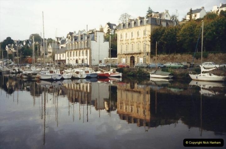 1988 Brittany, France. (41) Morlaix. 41