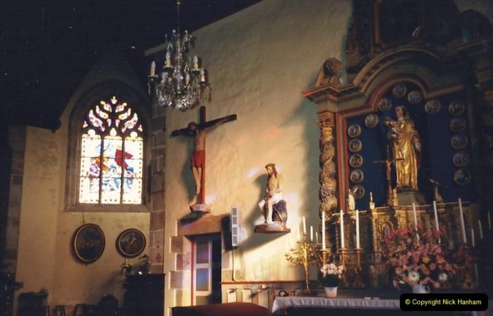 1988 Brittany, France. (51) Guimiliau.  51