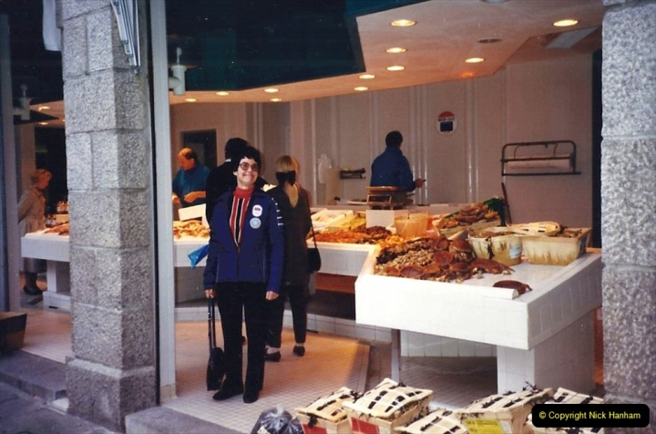 1988 Brittany, France. (56) St. Malo. 56