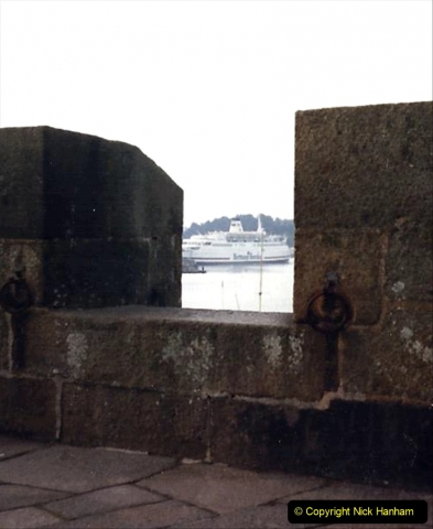 1988 Brittany, France. (57) St. Malo. 57