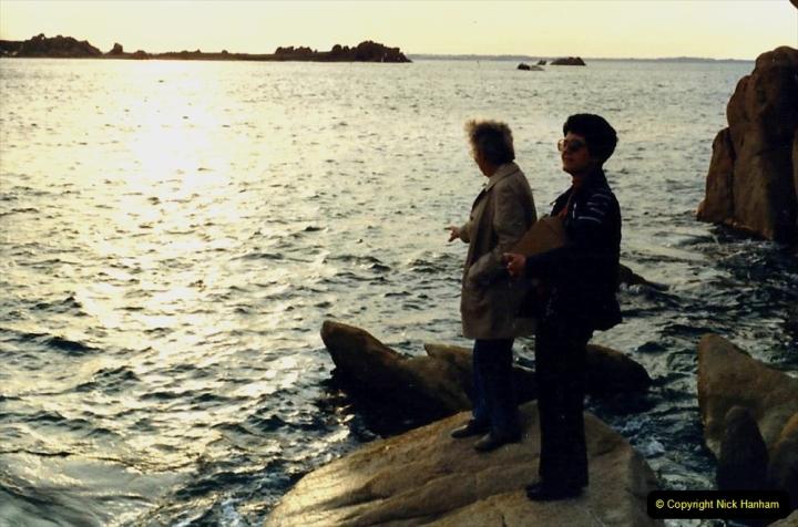 1988 Brittany, France. (9) Point De Primel. 09