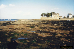 1988 Brittany, France. (36) Views from Carantec. 36