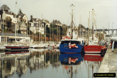 1988 Brittany, France. (42) Morlaix. 42