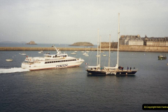 1988 Brittany, France. (61) St. Malo. 61