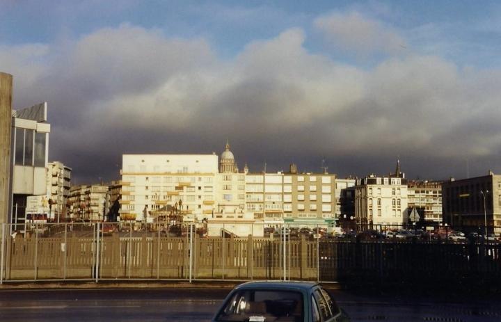 1990 Retrospective France North West and Paris, School Visit. (11) Boulogne.011