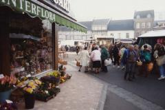 1990 Retrospective France North West and Paris, School Visit. (108) Pauilly. 108