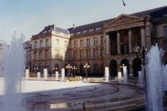 1990 Retrospective France North West and Paris, School Visit. (120) Rouen. 120