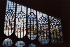 1990 Retrospective France North West and Paris, School Visit. (138) Rouen. 138