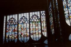 1990 Retrospective France North West and Paris, School Visit. (139) Rouen. 139